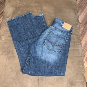 Guess Jeans Dean Relaxed Fit Size 33